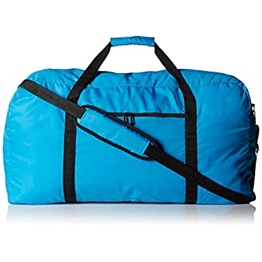 Shacke Duffel XL - Large Travel Duffel Bag - Foldable w/ Memory Foam Shoulder Pad
