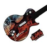 Zing Revolution MS-JIMI50026 Guitar Hero Les Paul- Xbox 360 and PS3- Jimi Hendrix- Hear My Music Skin