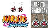 Best Collector Books Friend Clothings - Outlander Gear Anime Naruto Shippuden Logo Sharingan Dangle Review