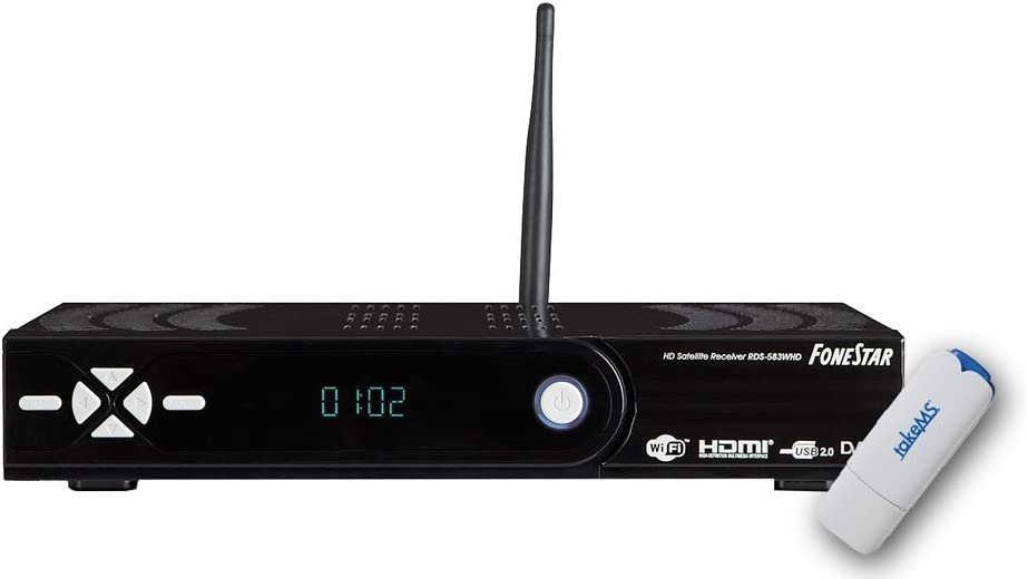 HD RDS 584WHD WIFI + Cable HDMI