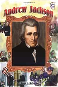 Lucky Number 7: Andrew Jackson!