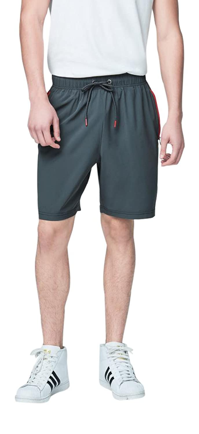 Aeropostale Men's Prince & Fox Athleisure Stretch Shorts