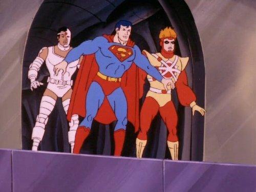 The Ghost Ship/The Bizarro Super Powers -