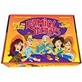 Family Secrets - The Perfect Cross-Generational Family Game. Opens Up Uninhibited Dialogue Between Kids / Teens & Adults / Parents. Deluxe Edition.
