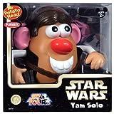 Star Wars Disney Han Solo Potato Head Yam Doll