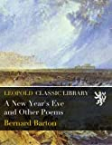 img - for A New Year's Eve and Other Poems book / textbook / text book