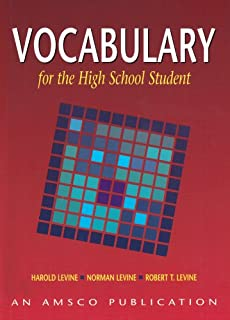 Amazon vocabulary for the college bound student 9781567651041 vocabulary for the high school student fandeluxe Choice Image