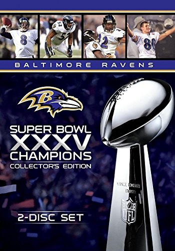 Baltimore Ravens Super Bowl Xxxv Collectors Edition