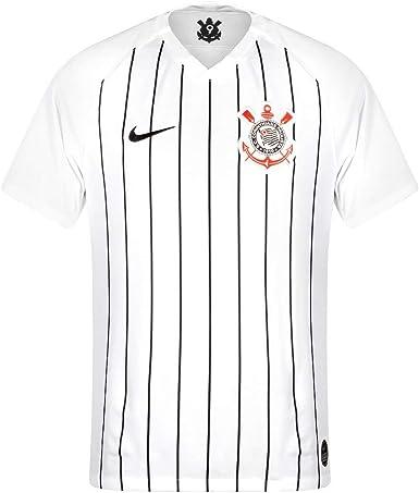NIKE Sccp M Nk BRT Stad JSY SS Hm - Camiseta Hombre: Amazon.es: Ropa y accesorios