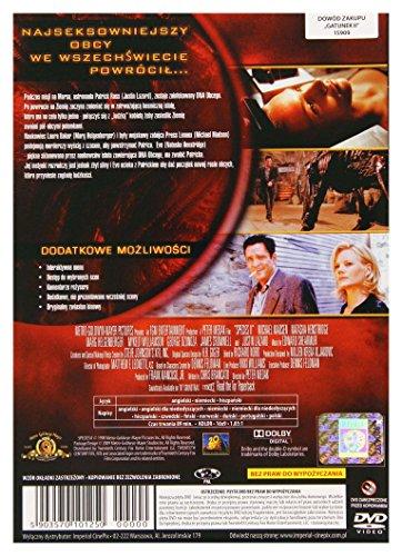 Species II [DVD] (English audio. English subtitles)