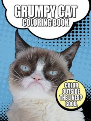 Grumpy Cat Coloring Book (Dover Coloring Books for Children) (Best Store Bought Tartar Sauce)