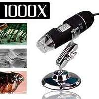 Microscópio Digital USB 1000x Zoom Camera 2.0mp