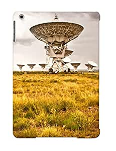 High-end Case Cover Protector For Ipad Air(landscapes Nature Technology Satellite National Geographic New Mexico )
