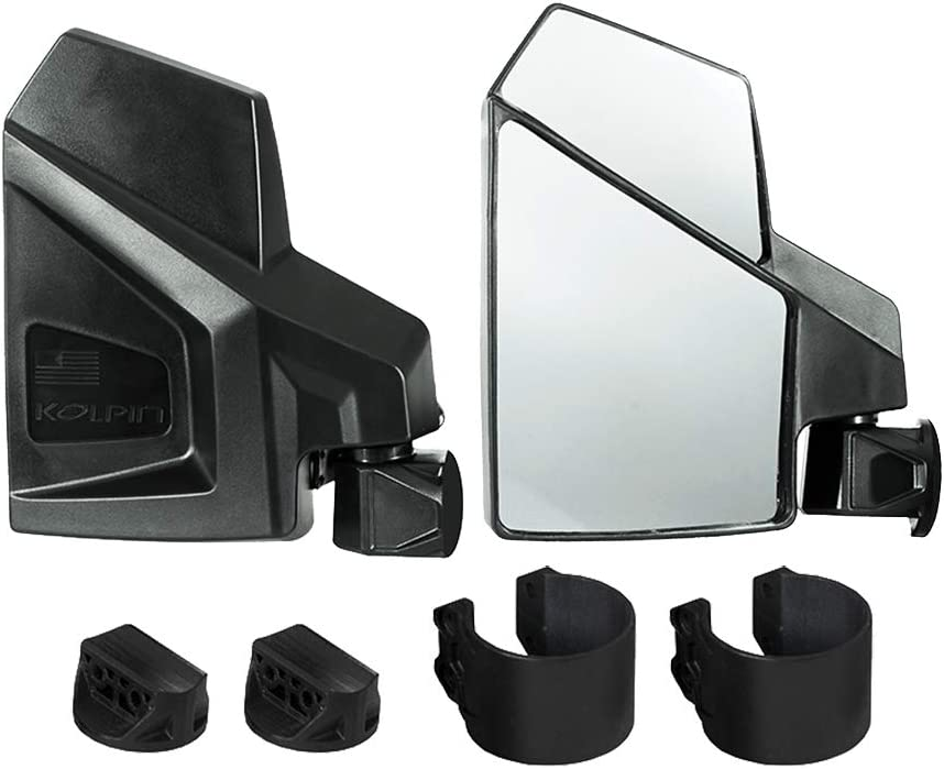 Autos Premium Heavy-Duty Side View Mirror Rearview for Utility Vehicles Trucks