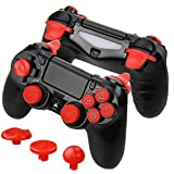 fallout 3 watch - Connyam FPS and CQC Performance Kit for Sony PS4 DualShock 4 Controller, Perfect for Call of Duty, Destiny, Fallout, Battlefield, Monster Hunter World, Shadow of the Colossus and more Games!