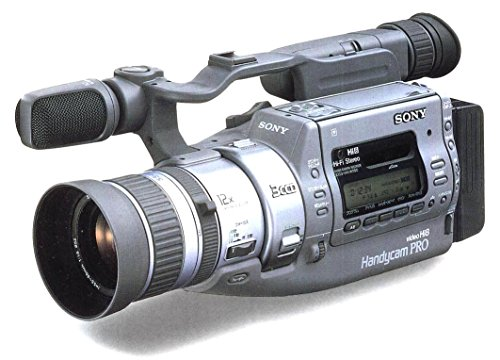 SONY CCD-VX1 ハンディカムプロ 3CCD Hi8ビデオカメラ