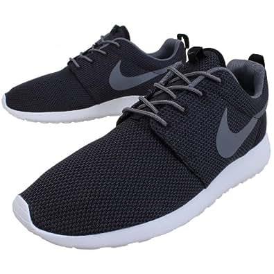 Nike Mens Rosherun Black/Cool Grey/White 511881-011 14