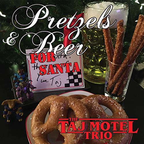 Pretzels & Beer for Santa