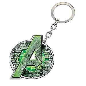 Marvel Age of Ultron Hulk Keyring [Importación inglesa ...