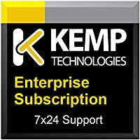 Kemp LoadMaster VLM-10G Virtual Appliance 1 Yr Enterprise 24x7 Support Extension / Renewal