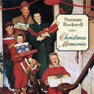 norman rockwell christmas pictures