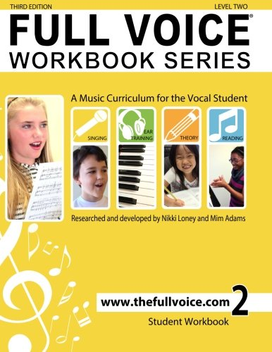 Vocal Series - FVM-L2 - Full Voice Workbook Series - Level Two 3rd Edition
