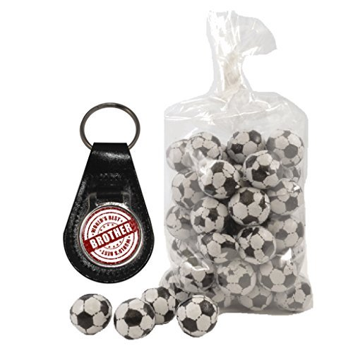 clés World's Porte Cuir Au Seal Et Ballons Lait Brother De 1stopshops En Chocolat Sac nbsp;g Motif 200 Best qYpwAAx4