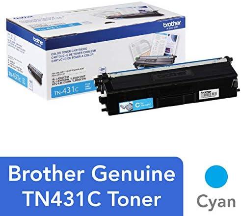Brother TN431C Standard Toner Retail Packaging
