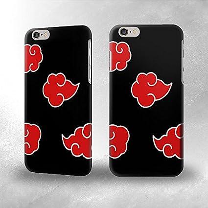 Coque iPhone 6 Plus -Akatsuki Cloak- iPhone 6 Case: Amazon.fr ...