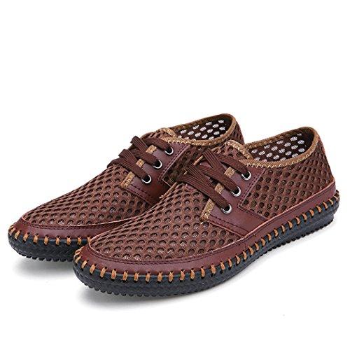 Mesh AnnabelZ Shoes Men Shoes Shoes Casual Water Brown Walking 1qrRF5Wvwq