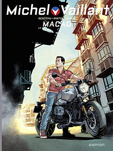 Michel Vaillant - Nouvelle Saison - Tome 7 - Macao French Edition