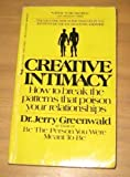 img - for Creative Intimacy by Jerry Greenwald (1987-03-15) book / textbook / text book