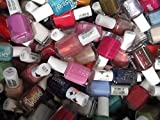 100 E-S-S-I-E ASSORTED NAIL POLISH - ALL NEW - ALL FULL SIZED $5 Coupon FROM BUTORE