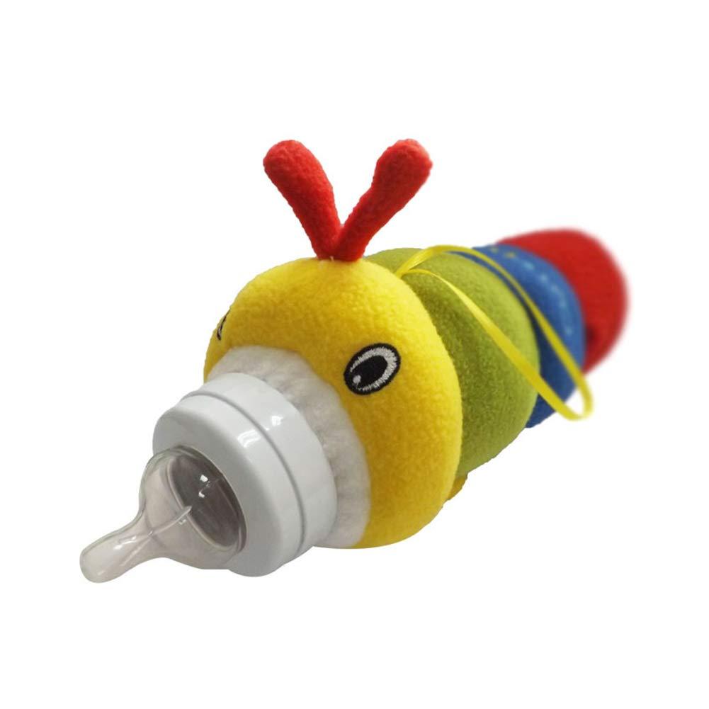 Symbat Baby Netzflasche Isolierflasche mit Deckel f/ür Flaschenw/ärmer und K/ühltasche f/ür Tiere Spielzeug