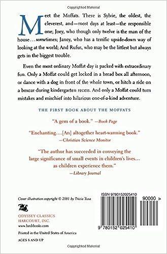 The Moffats: Eleanor Estes, Louis Slobodkin: 9780152025410: Amazon ...