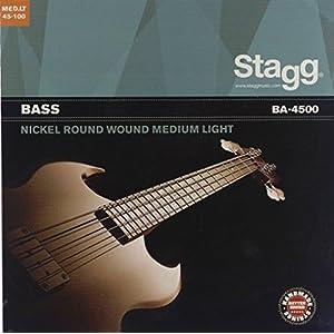 Stagg BA-4500 Bassgitarrensaiten