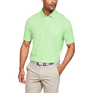 Under Armour CC Scramble Camisa Polo, Hombre: Amazon.es: Ropa y ...