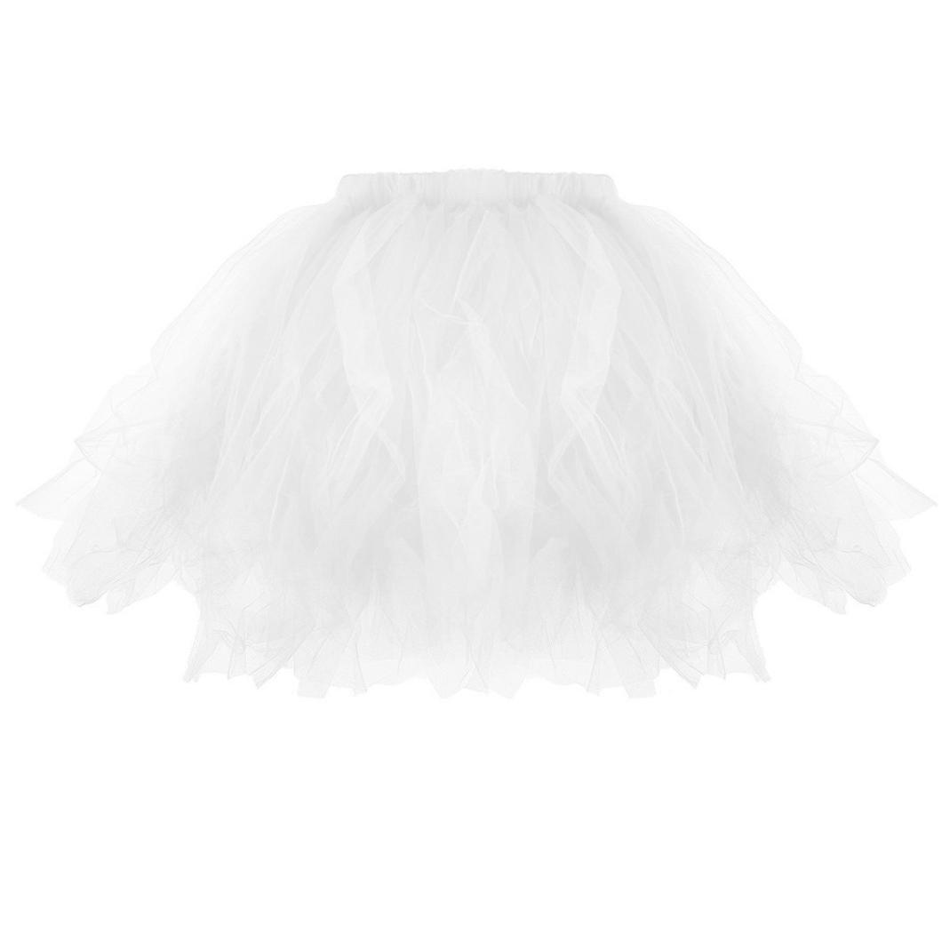 Faldas, Challeng Falda plisada del tutú del adulto de la alta calidad para mujer faldas plisadas mini del tutú (rojo): Amazon.es: Belleza