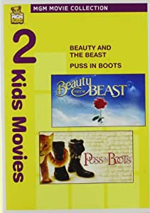 Beauty and the Beast / Puss in Boots