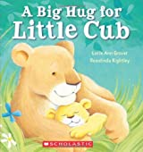 Big Hug for Little Cub