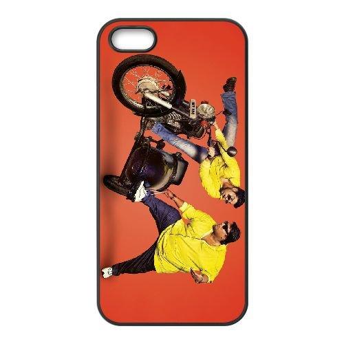 Hey Bro 2015 coque iPhone 5 5S cellulaire cas coque de téléphone cas téléphone cellulaire noir couvercle EOKXLLNCD24362