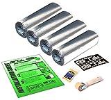 GTMAT Automotive Sound Dampener 50mil Pro Door Kit - 12sqft Roll