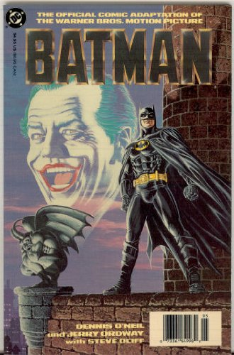 (Batman: The Official Comic Adaptation of the Warner Bros. Motion Picture, NM)