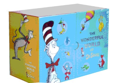 The Wonderful World of Dr. Seuss 20 Books Box Set Pack Collection RRP: £ 99.99 (The Cat in the Hate, Green Eggs and Ham, Fox in Socks, One Fish two Fish Red Fish Blue Fish, How the Grinch Stole Christmas!, Oh The Places you'll Go!,Cat in the Hat...) (Dr. Seuss)