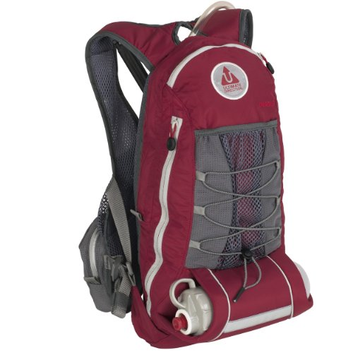 Ultimate Direction Diablo Hydration Pack (Rio Red), Outdoor Stuffs