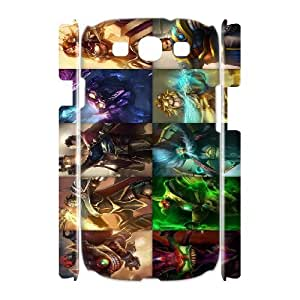 Samsung Galaxy S3 I9300 Phone Case League Of Legends F5A6904 by Maris's Diary