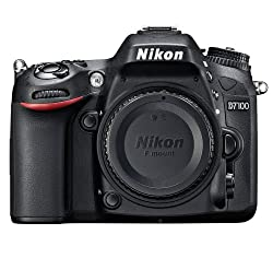 Image of the product Nikon D7100 241 MP DX that is listed on the catalogue brand of Nikon.