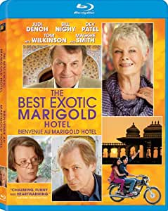 The Best Exotic Marigold Hotel / Benvenue au Marigold Hotel (Indian Palace) [Blu-ray]