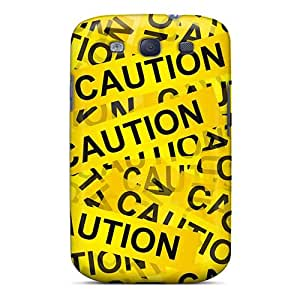 Galaxy S3 Hard Case With Awesome Look - ZKFiFXl807bzIqC