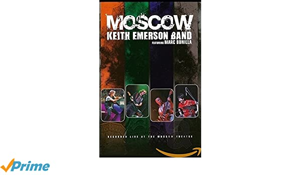 Moscow [DVD]: Amazon.es: Emerson Band: Cine y Series TV